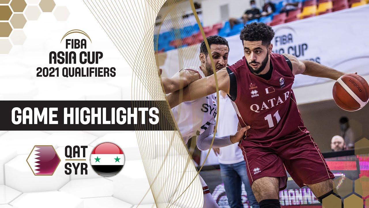Qatar - Syria   Highlights
