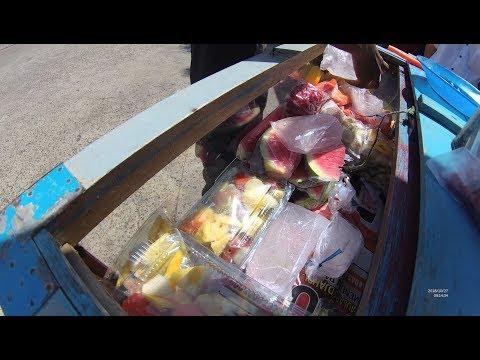 Indonesia Palembang Street Food 3636 Part.2 Cermin RujakYN010775