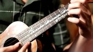 Tab intro YÊU LÀ THA THỨ (Em chua 18 OST) - UKULELE solo (hoang luu)