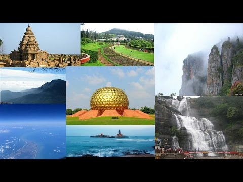 TOP 10 TAMIL NADU TOURIST PLACE