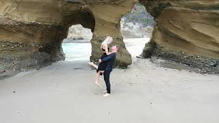 The MOST ROMANTIC Proposal in Laguna Beach with Torrey + Carter