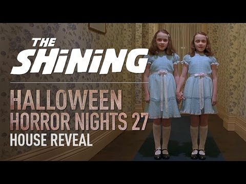 the shining coming to halloween horror nights 2017 bloody disgusting - The Shining Halloween