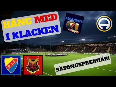 Häng Med I Klacken | ÖFK - DIF | SÄSONGSPREMIÄR!