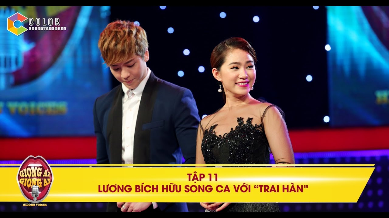 Giọng ải giọng ai tập 11 full hd: Chàng tài xế đẹp như trai Hàn khiến 2 đội ngẩn ngơ