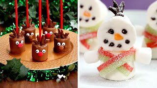 14 Delicious Christmas Marshmallow Snacks