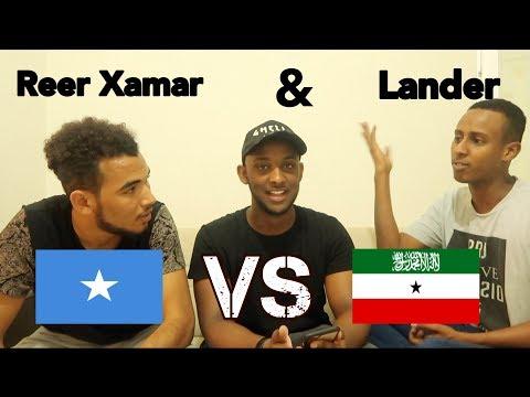 SOMALI VS SOMALILAND! |  FUNNY!!