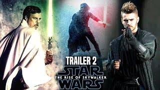 The Rise Of Skywalker Trailer 2 HUGE News Revealed (Star Wars Episode 9 Trailer)