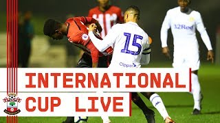 International Cup Live Saints vs Zagreb