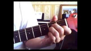 Митяев - Как здорово (Аккорды на гитаре, видеоразбор)