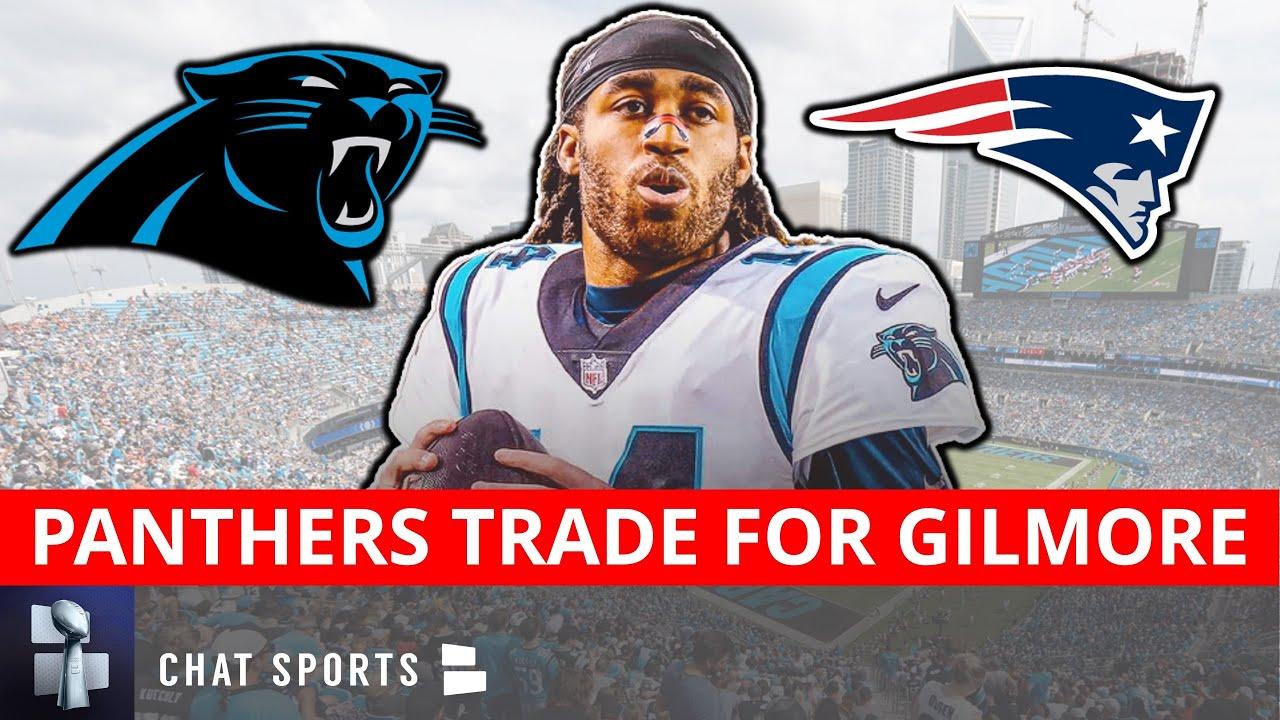 New England Patriots trade CB Stephon Gilmore to Carolina ...