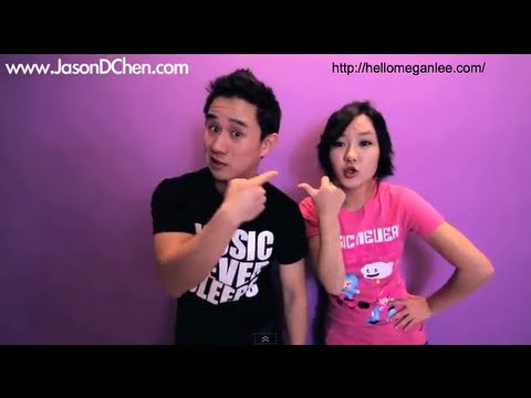 Bruno Mars - Marry You (Cover) Megan Lee & Jason Chen