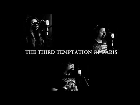 Alesana - The Third Temptation of Paris cover