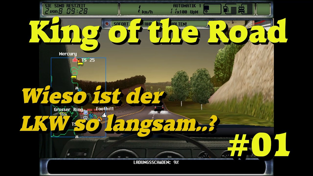 King Of The Road Spiel