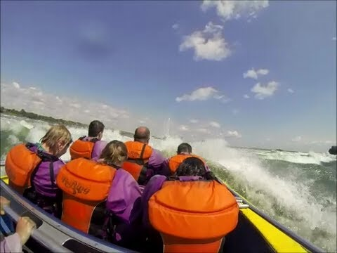 Jet Boating Montreal