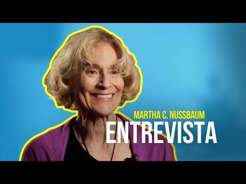 Martha Nussbaum – Entrevista Exclusiva
