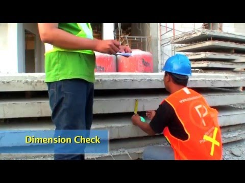 IAPPI PreFabrication & PreStress Project: Rempoa Project