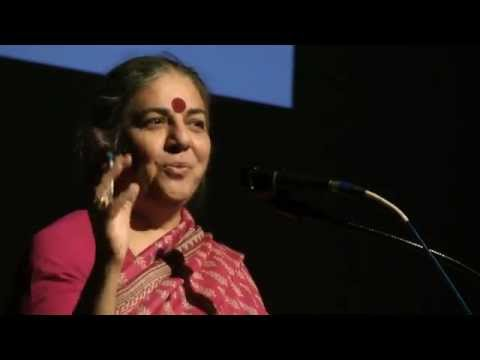 Soil Not Oil Conference ~ Dr. Vandana Shiva Keynote Speaker