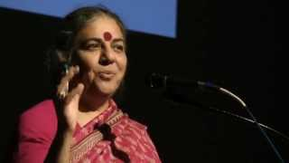 Vandana Shiva Keynote Speaker @ Soil Not Oil International Conference