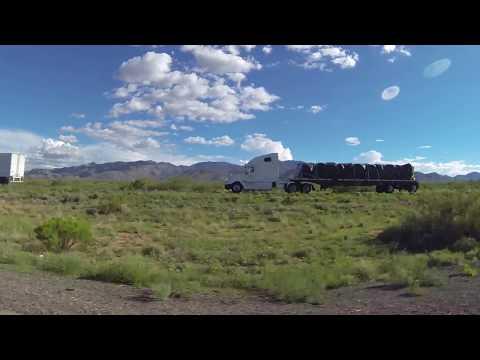 San Simon to John Rambo's Bowie, Arizona on Interstate 10 West, 11 August 2016 GP052352