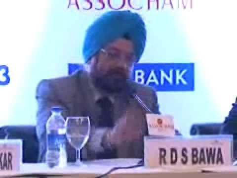 "ASSOCHAM FOCUS 2013: Session ""Financing the M&E Industry -- Connecting the dots"" Part 2"