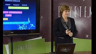 Dr. Zámbó Katalin - Izotópokkal a daganatos betegségek nyomában