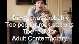 Watch Paul McCartney Its Not True video