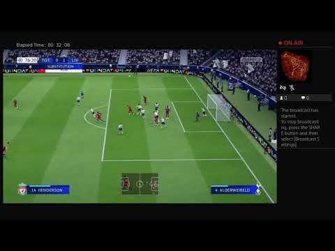Spurs V Liverpool- UEFA Champions League Final 2019 (FIFA 19 Predictions)