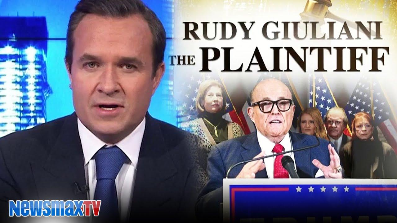 Rudy VS the DESPICABLE press   Greg Kelly
