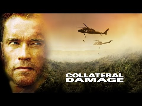 Use 'collateral damage' in a Sentence