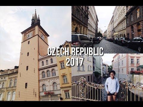 czech republic travel diary // 2017