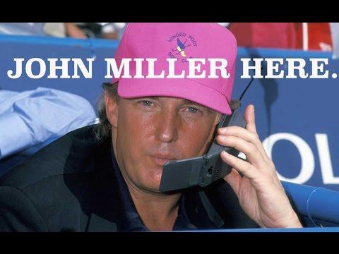 LEAKED TAPE: Trump's TREMENDOUS Spokesman, Mr. John Miller