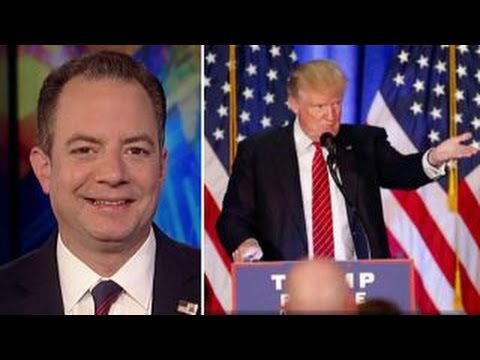 Reince Priebus: Trump