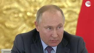 Путин о риске новой Сребреницы