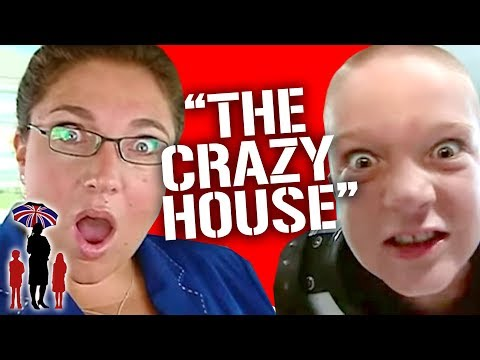 Thumbnail: Older Brother Stabs Younger Brother With Thumbtack | Supernanny