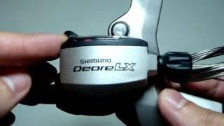 Огляд Shimano Deore LX M580