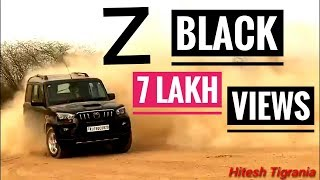 z black || Official Cover Video || Latest Haryanvi Song || Hitesh_Tigrania