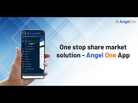 Angel One Playstore