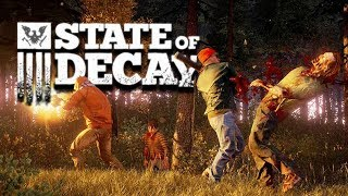 State Of Decay Gameplay - Open World Zombies! - Let's Play State of Decay Gameplay Review