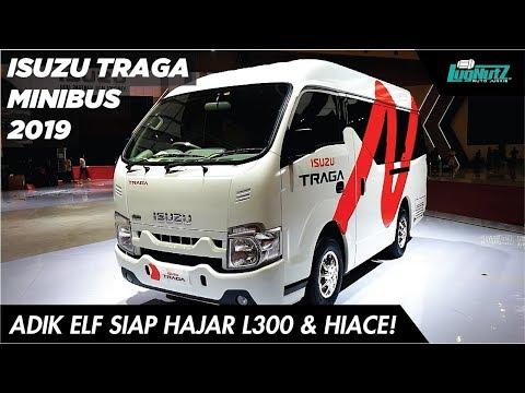 Isuzu Traga Minibus Murah Siap Hajar L300 & Hiace!
