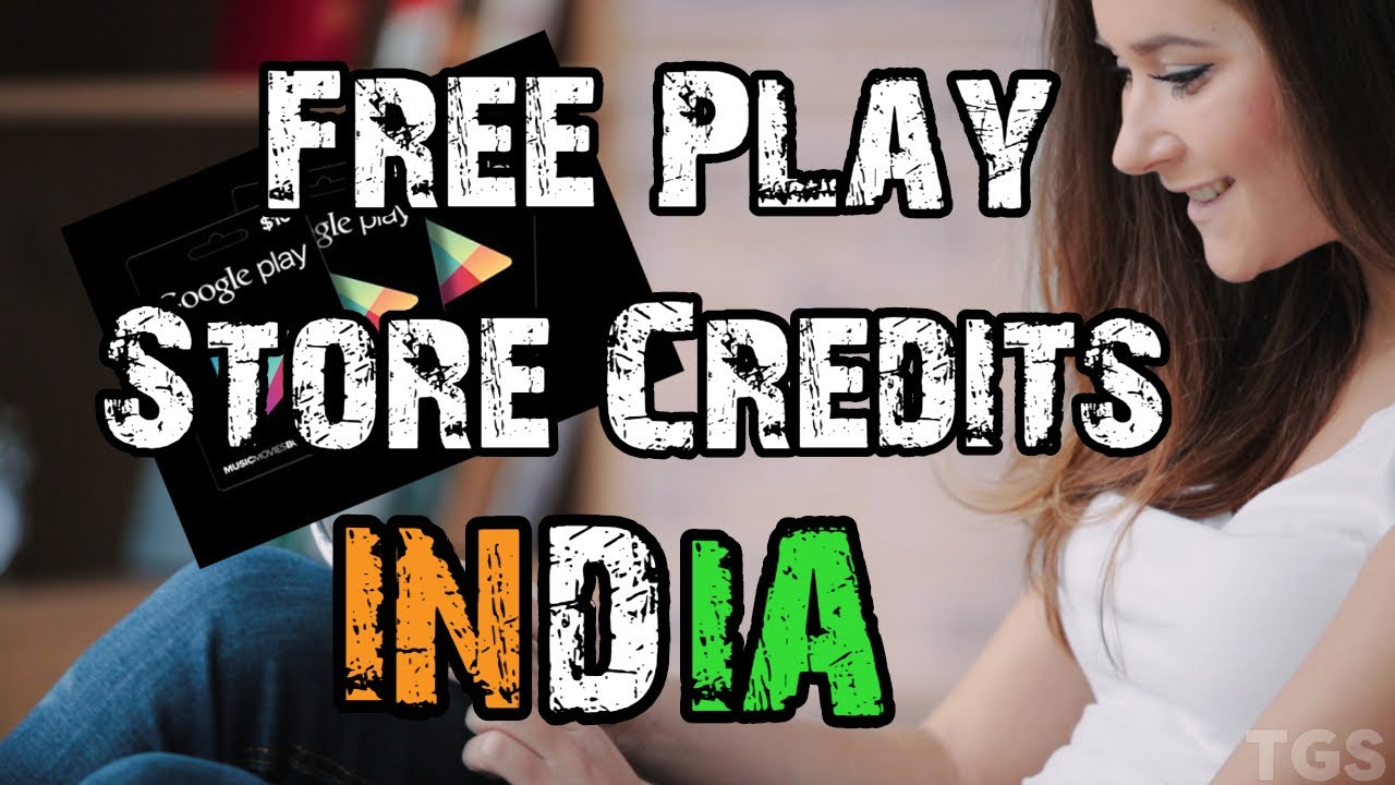 How to earn FREE Google Play Store Credit in India using your phone - HINDI