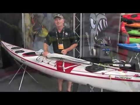 P & H Kayak Sailing Rig | Adventure Kayak | Rapid Media