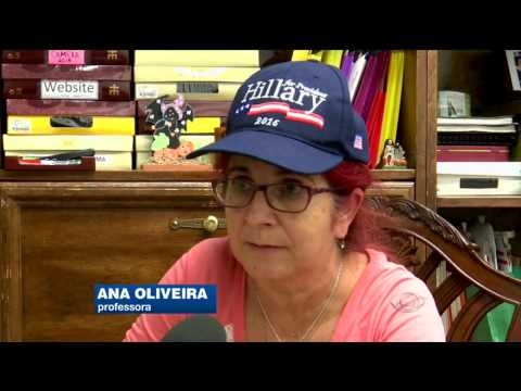 Brasileiros que votam nos EUA se dividem nas escolhas