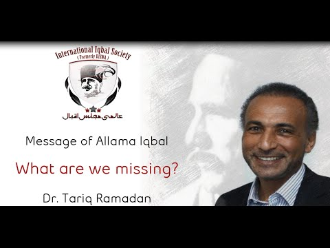 Dr. Tariq ramadhan on Allama Iqbal - Interview by Noman Bokhari