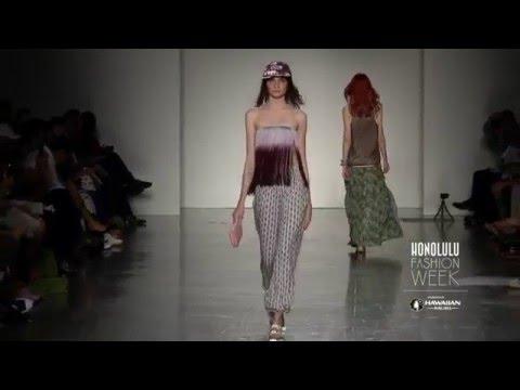 Get Out! Fashion Show at HONOLULU Fashion Week