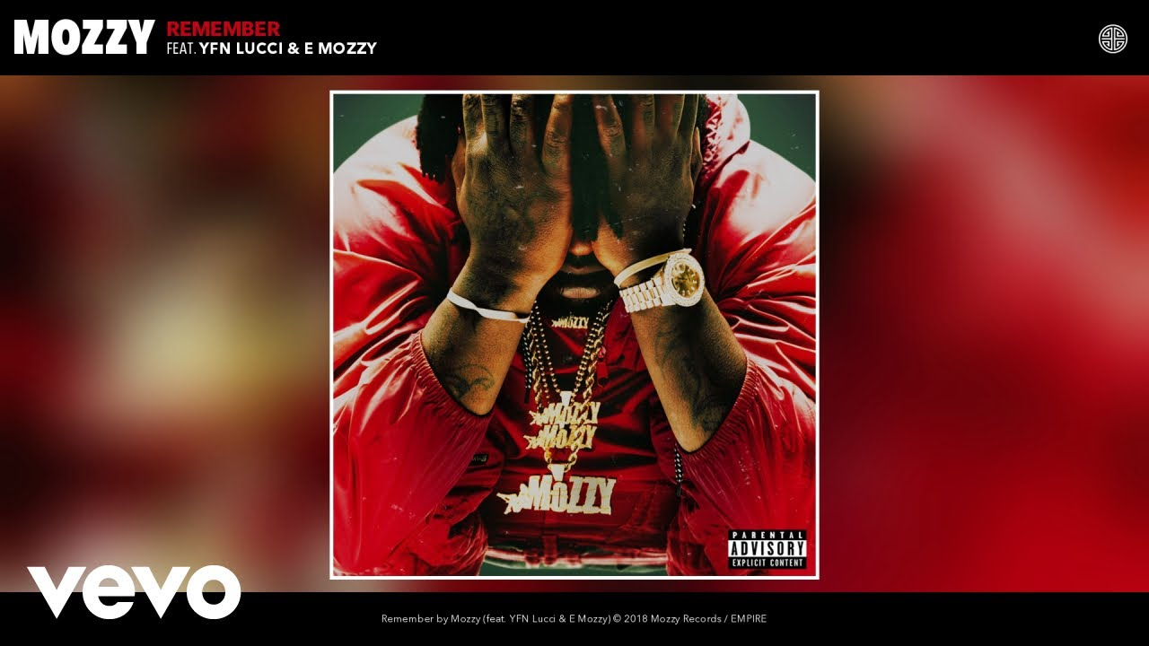 Remember by Mozzy feat  YFN Lucci and E Mozzy - Samples
