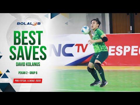Best 5 Saves Pekan 2 Group B   Pro Futsal League 2020