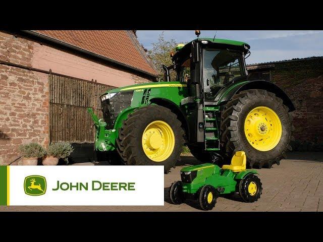 John Deere - Trattori 7R - Video teaser