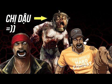 """DEAD ISLAND 2 #5: KHI ĐẠT OC VÀ SMILE GẶP """"CHỊ DẬU"""" TRONG GAME"""