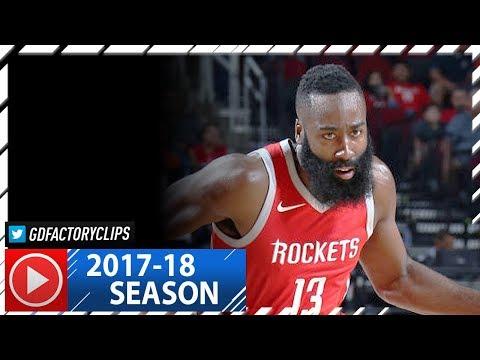 James Harden Full Highlights vs Mavericks (2017.10.21) - 29 Pts, 7 Ast in 3 Qtrs!