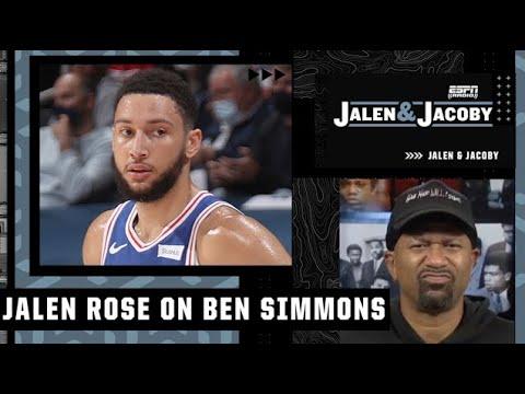 Jalen Rose reacts